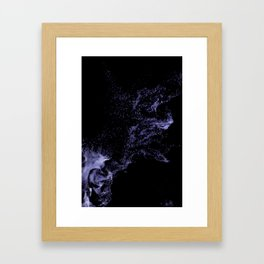 Fleeting Brainwave II Framed Art Print