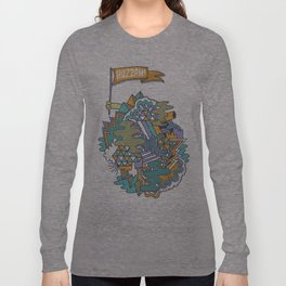Huzzah! Long Sleeve T-shirt