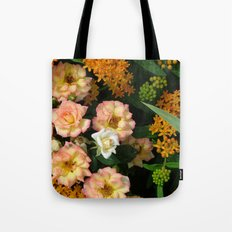 Garden Beauties Tote Bag