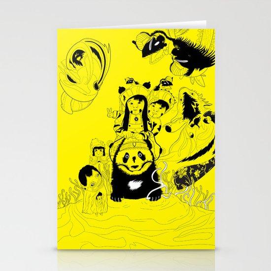 LAGORCA 01 Stationery Cards