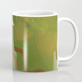 The Forest Girl Coffee Mug