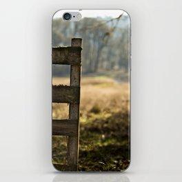 Useless Boundaries No. 1 iPhone Skin
