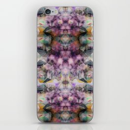 Bricolage of the Present(s) I iPhone Skin