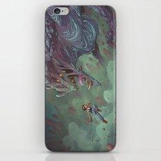 Mako Mori iPhone & iPod Skin