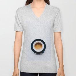 Coffee Wall Art Unisex V-Neck
