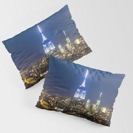 New York City, New York Pillow Sham