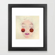 äppelkind Framed Art Print