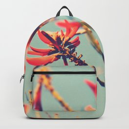 Tree photograph. You're so far away. Backpack