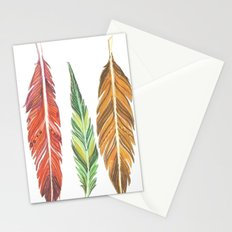 Feathers Stationery Cards