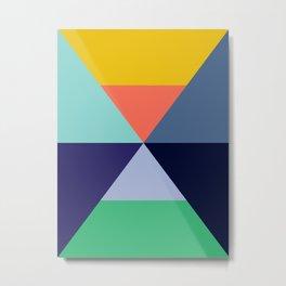 Colorful pattern XVII Metal Print