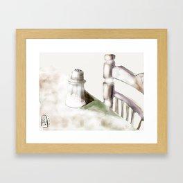 MI COCINA 7 Framed Art Print