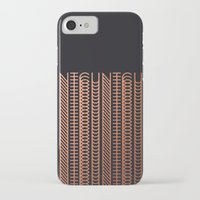 cunt iPhone & iPod Cases featuring CUNT by Beatricepl