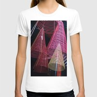 asia T-shirts featuring RED SPIRALS - Vietnam - Asia by CAPTAINSILVA