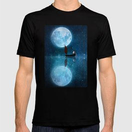 The Moon and Me T-shirt