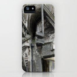 English Gothic iPhone Case