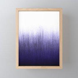 Lavender Ombré Framed Mini Art Print