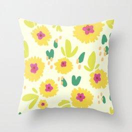 Pocketful Throw Pillow