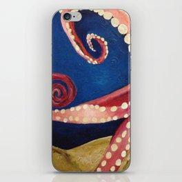 Locomoctopus iPhone Skin