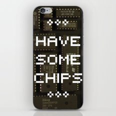 Have some chips iPhone & iPod Skin