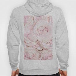 Roses have thorns - Floral Flower Pink Rose Flowers Hoody