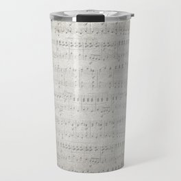 """MUSIC by collection """"Music"""" Travel Mug"""