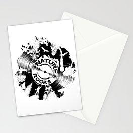 Nature Rocks Stationery Cards