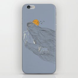 Howl River iPhone Skin