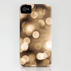 tiny bubbles  Slim Case iPhone (4, 4s)