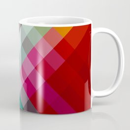 Rainbow 3 color Coffee Mug