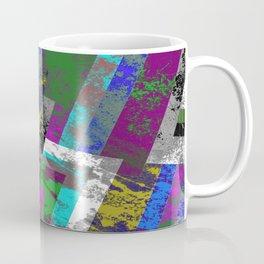 Textured Exclusion II Coffee Mug