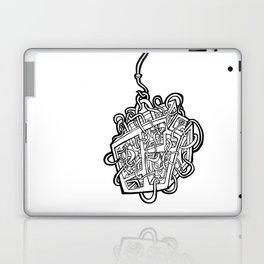 Tangled Box Laptop & iPad Skin