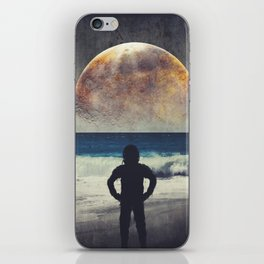 Far From Home iPhone Skin