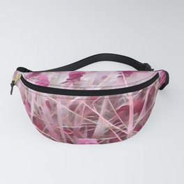 Pink Magic Fields  Fanny Pack