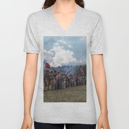 Southern Soldiers Unisex V-Neck