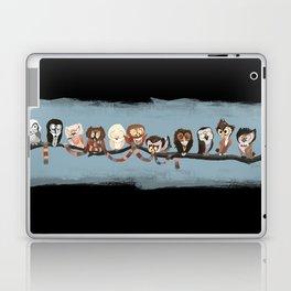 Doctor Hoo - Painted Version Laptop & iPad Skin