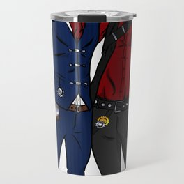 steampunk boys Travel Mug