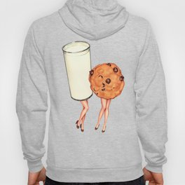 Milk & Cookie Pin-Ups Hoody