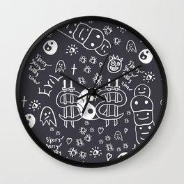 Die antword Wall Clock