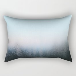 Misty Panes Rectangular Pillow