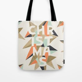 Christmas Sparkle Tote Bag