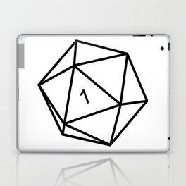 Fumble - Dungeons & Dragons for Dummies Laptop & iPad Skin