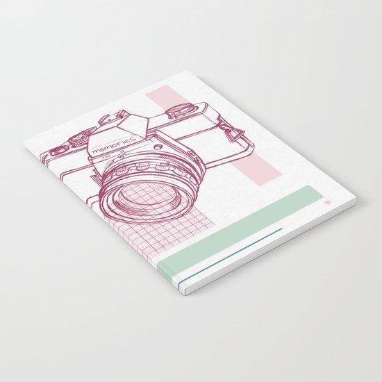 Memory Lane Notebook