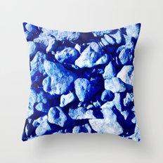 Ancestry Blues  Throw Pillow