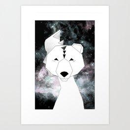 Galaxbeer Art Print