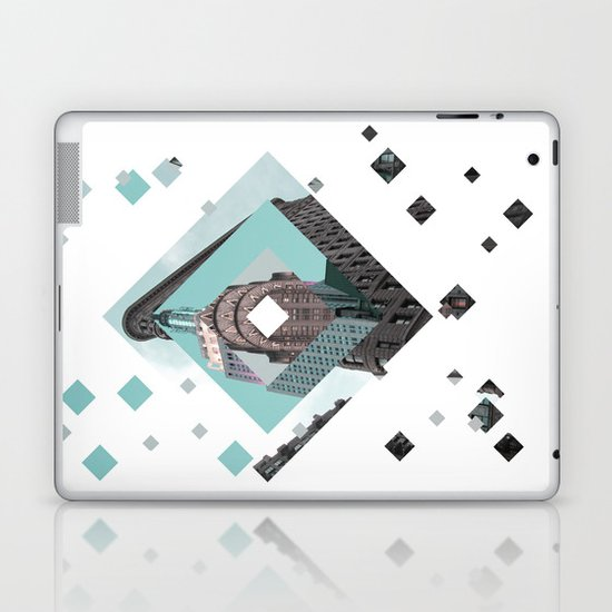 New York City Diamonds Laptop & iPad Skin