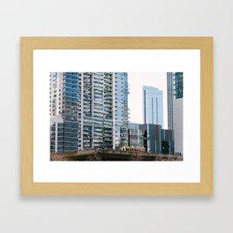 Classic Commute Framed Art Print