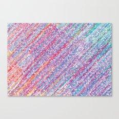 Gentle Rainbow Canvas Print