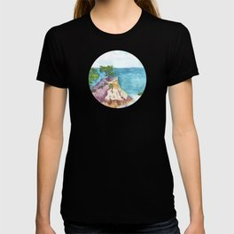 The Lone Cypress of Monterey T-shirt