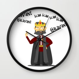 King Richard Wall Clock