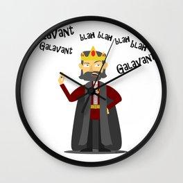 King Richard Wall Clock